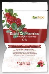 蔓越莓包装示意